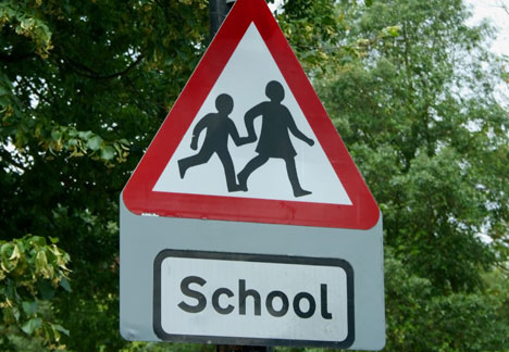 schoolsign Your green Back To School guide