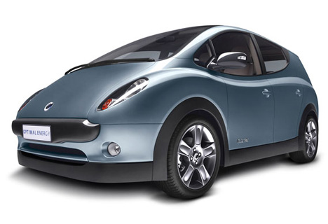 Joule Electric Car