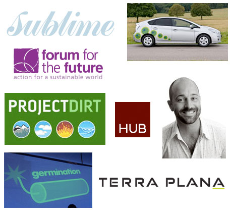 green futures logos Find out the Future of Green from those in the know