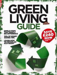 Green Living UK Giveaway: Green Living Guide