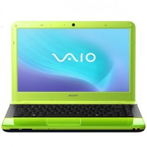 Sony Vaio - over 80% of plastic components are recycled