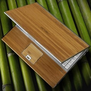 Asus Bamboo series cuts down on plastic