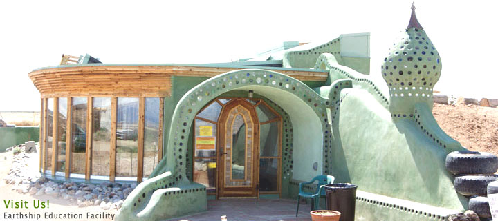 Earthship Biotecture Workshop